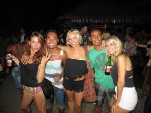 Nightlife in Gili Trawangan